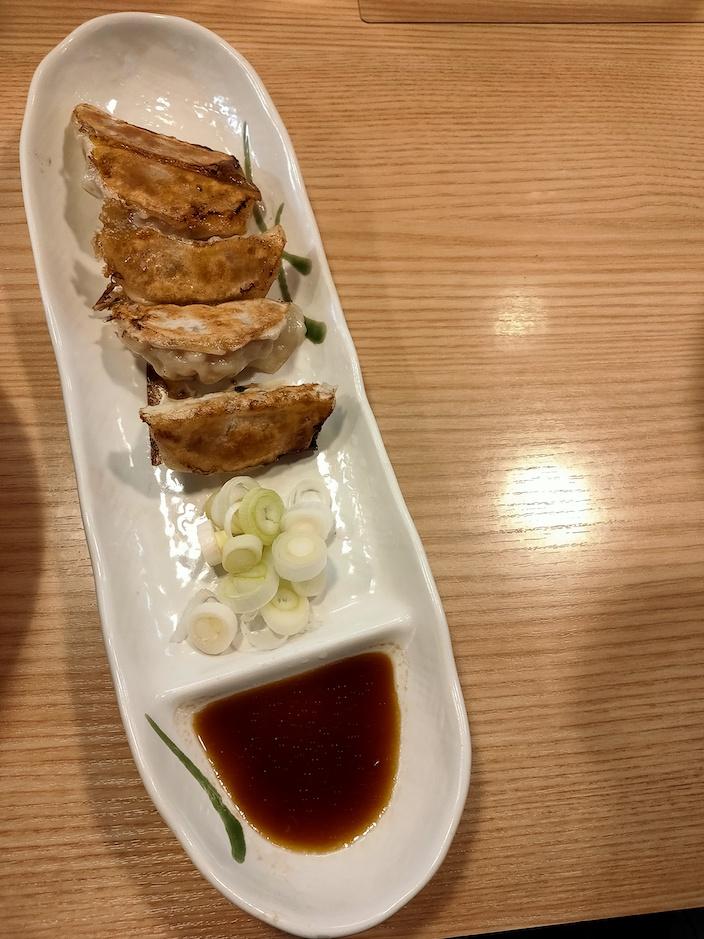 生姜入り餃子(にんにく不使用)