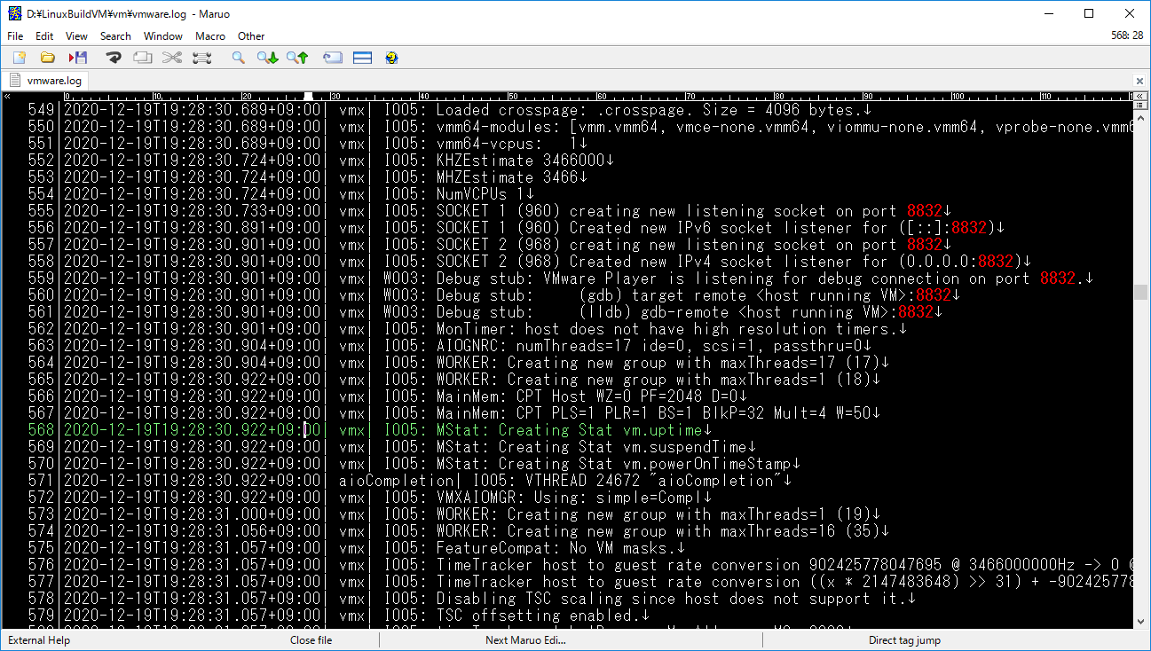 ARMDevelopmentStudio5-project-port